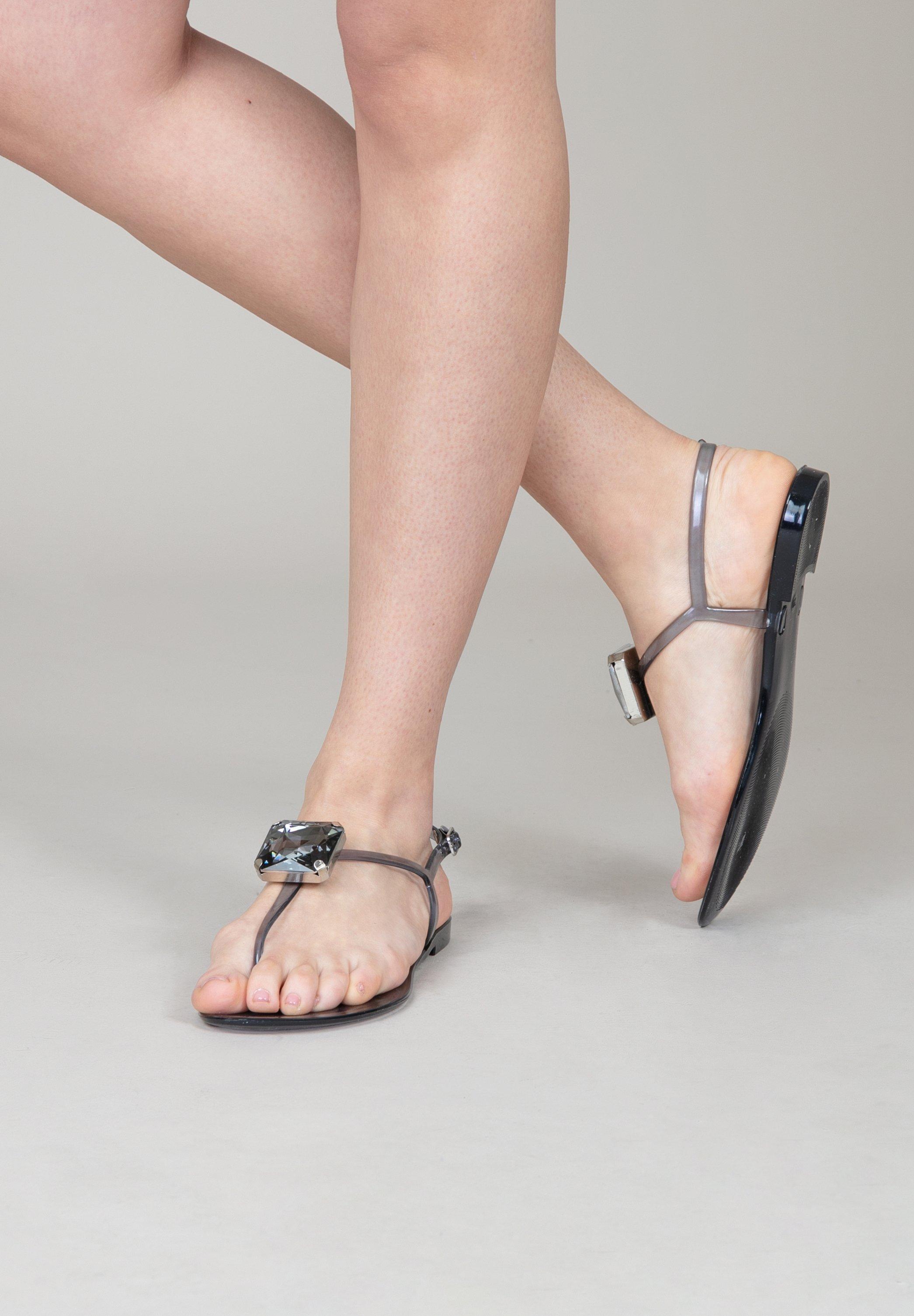 Damer Sandaler m/ tåsplit