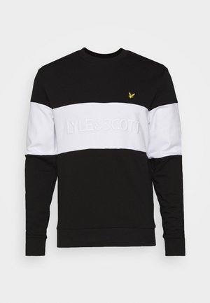 LOGO - Sweatshirt - jet black