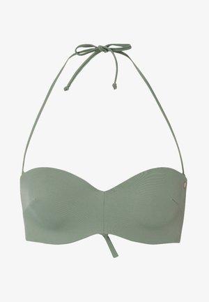 HAVAA  - Bikinitop - grren blue