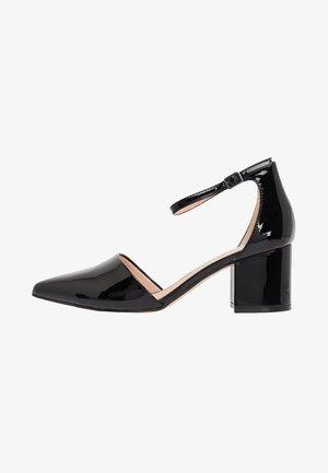 IN MANDELFORM - Klassiske pumps - black
