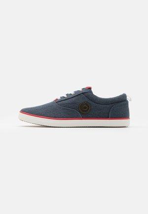 ALFA - Sneaker low - dark blue/red