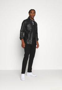 Tiger of Sweden Jeans - TITO - Leather jacket - black - 1