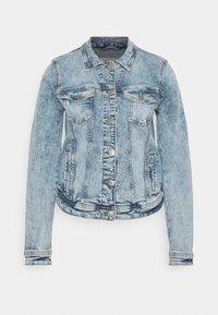edc by Esprit - JACKET - Denim jacket - blue denim - 3