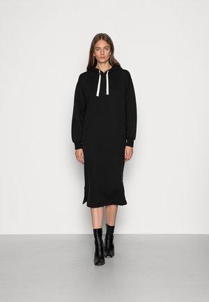 DRESS - Jurk - true black