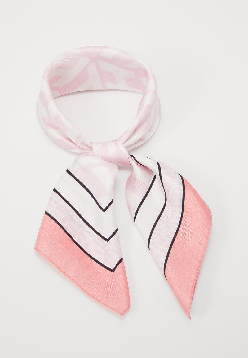 Tommy Hilfiger - MONOGRAM FRAME SQUARE - Foulard - pink