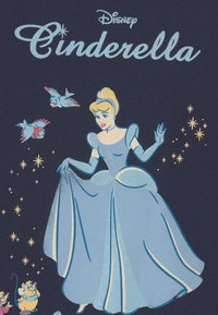 Staccato - DISNEY PRINCESSES SNOW WHITE CINDERELLA 2 PACK - Long sleeved top - off-white/dark blue - 3