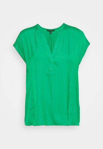 ESSENTIAL - T-shirt z nadrukiem - hula green