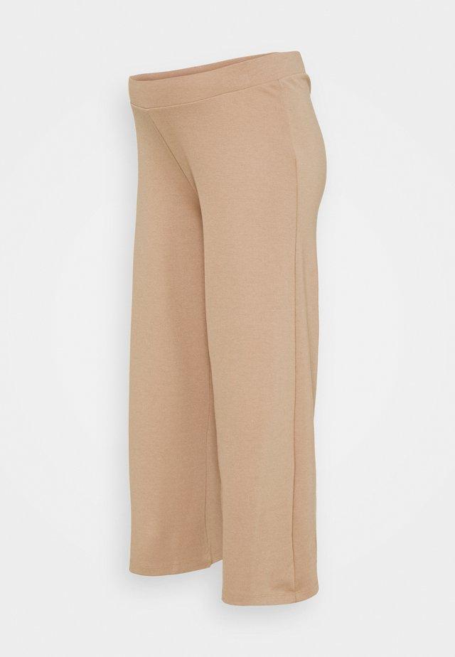 MLAVILDA CULOTTE PANTS - Pantaloni sportivi - natural
