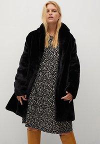 Violeta by Mango - OSO7 - Winter coat - schwarz - 0