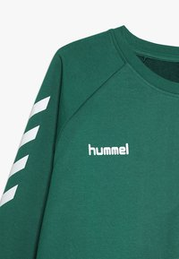 Hummel - HMLGO  - Mikina - evergreen - 3