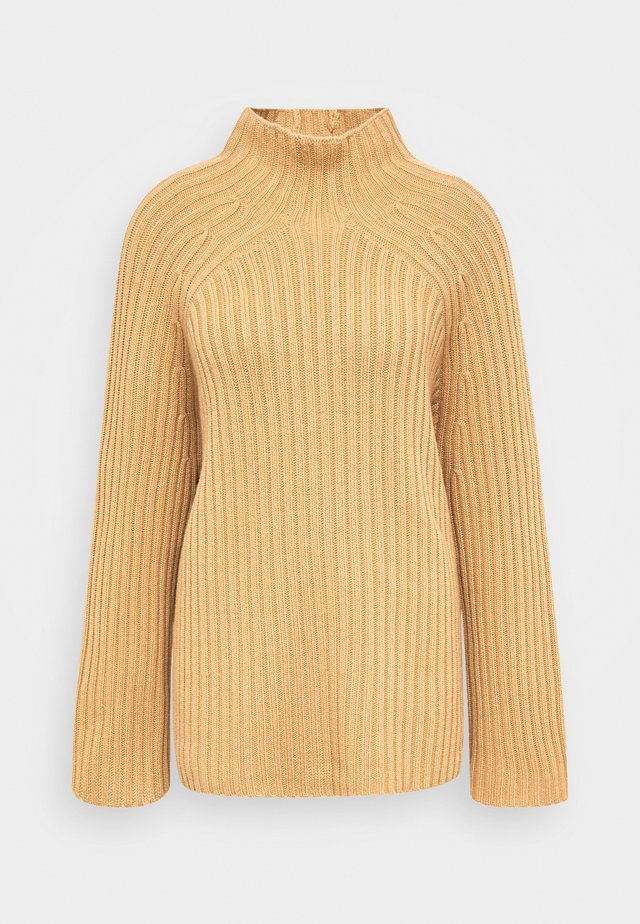 PEACH - Strickpullover - sandy brown
