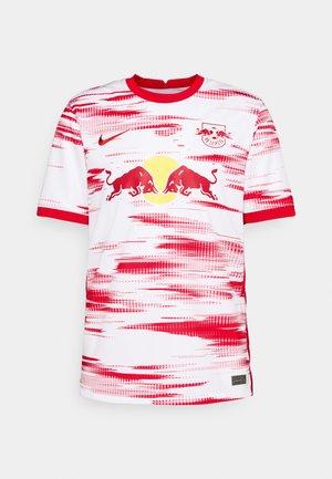 RB LEIPZIG HOME - Klubové oblečení - white/global red
