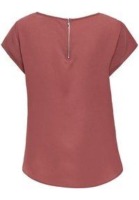 ONLY - ONLVIC SOLID  - Camiseta básica - apple butter - 5