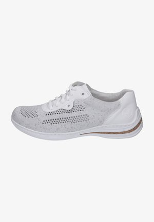 Trainers - white/silver/weiss