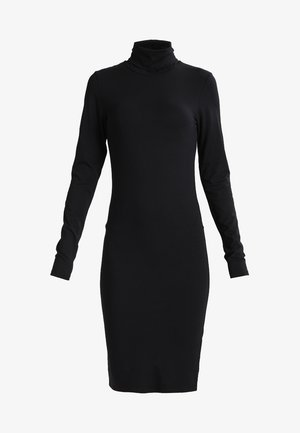 TANNER  - Shift dress - black