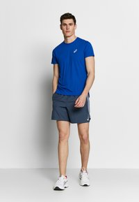 ASICS - Basic T-shirt - blue - 1