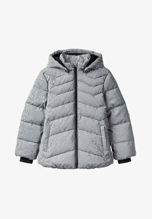 Winter jacket - frost gray