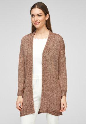 Cardigan - spring rose knit