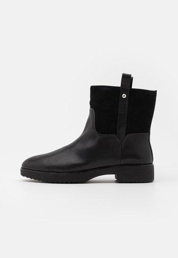 SIGNEY BOOTS - Støvletter - all black