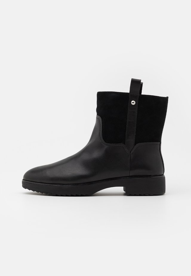 SIGNEY BOOTS - Stivaletti - all black
