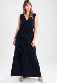 Swing Curve - Maxi dress - marine - 1