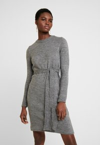Anna Field - Jumper dress - grey - 0