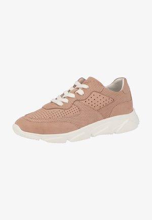 Sneakersy niskie - rosa