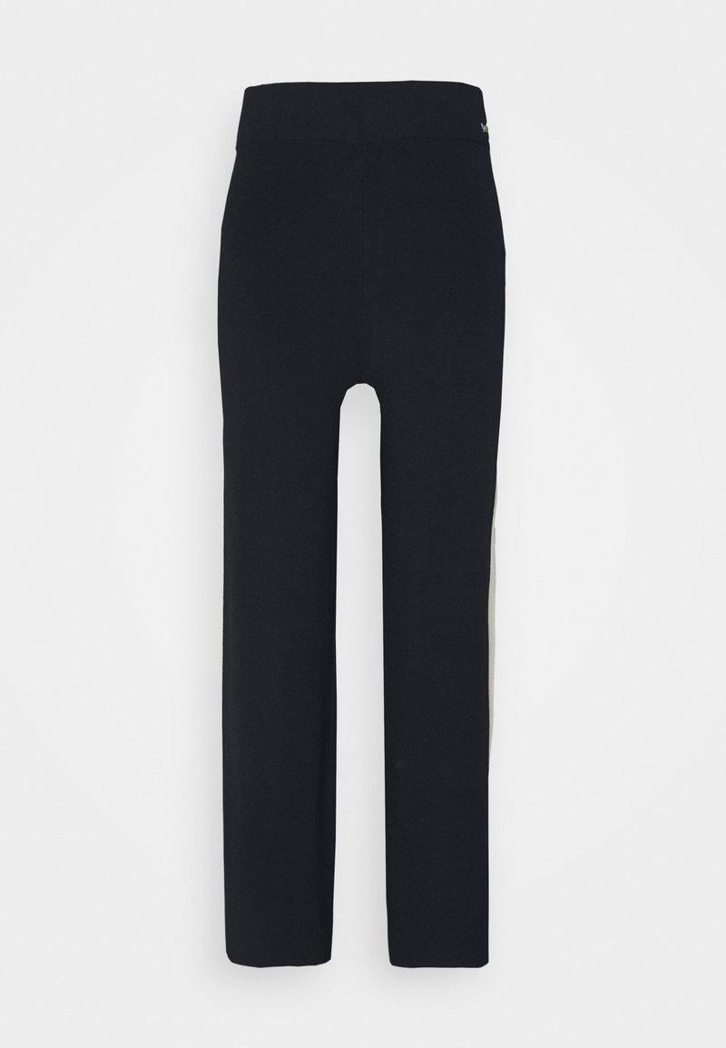 WEEKEND MaxMara - TECNICO - Pantalon classique - blue