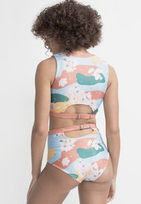 boochen - ENOSHIMA - Bikini bottoms - multicolored - 2