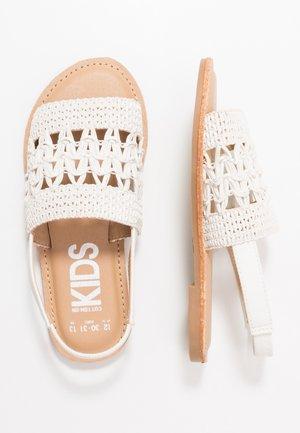 ARTISAN - Sandals - white