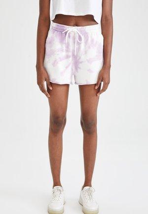 REGULAR FIT  - Shorts - purple
