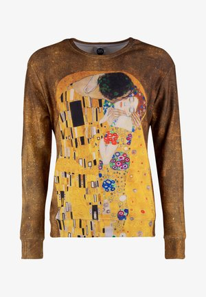 KISS - Sweatshirt - yellow