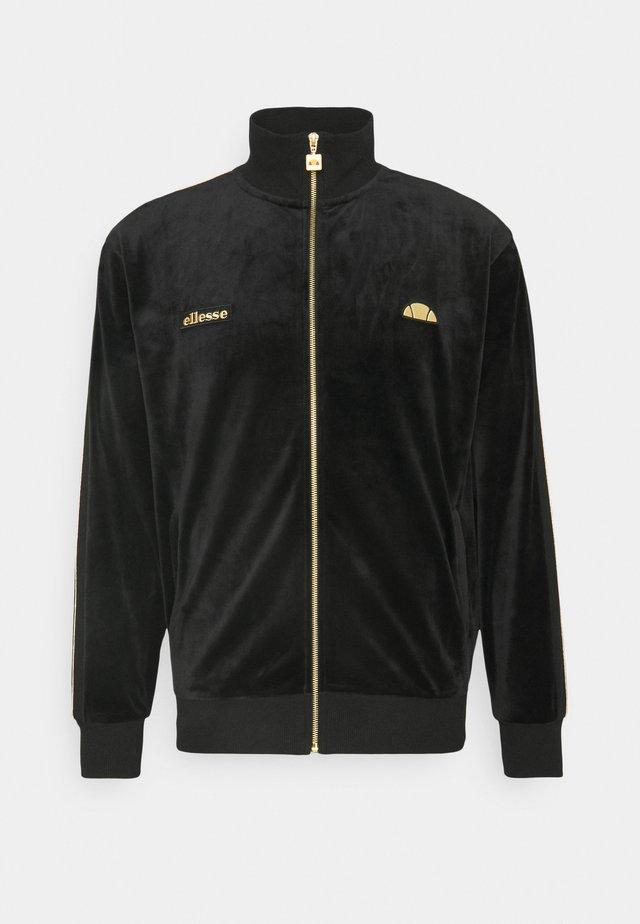 VISCHIO - Training jacket - black
