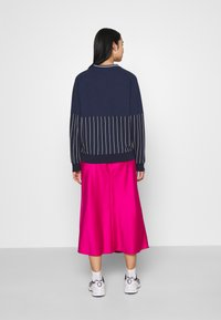 Fila - HELAINE CREW NECK  - Sweatshirt - black iris - 2