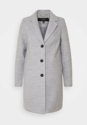 VMCALACINDY JACKET - Manteau classique - light grey melange