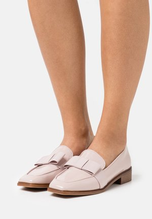 HAIRALLE - Loaferit/pistokkaat - light pink