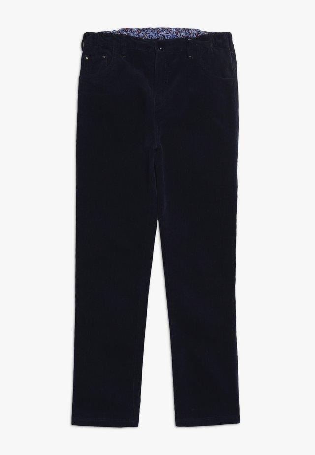 CALLUM TROUSER - Pantalon classique - beetle blue