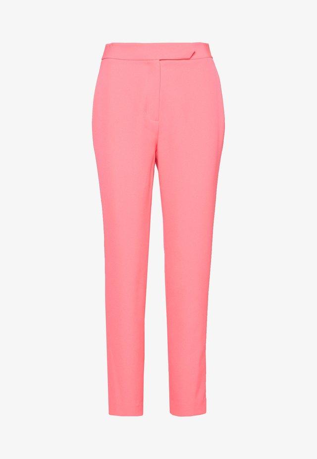 CADY KRISTEN ELASTIC PANT - Kalhoty - neon pink