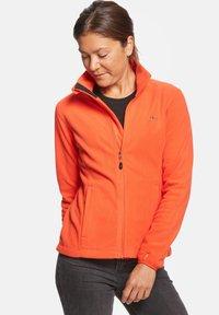 Jeff Green - ANNE - Fleece jacket - orange - 0
