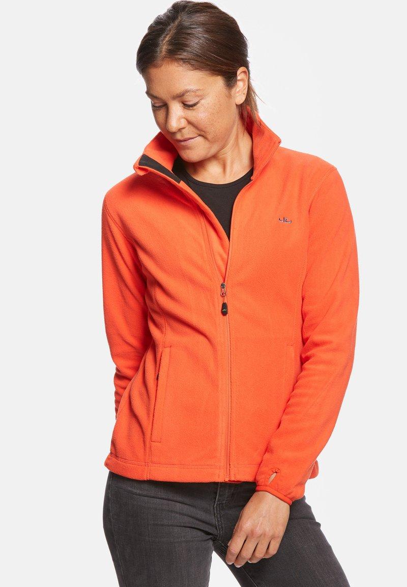 Jeff Green - ANNE - Fleece jacket - orange