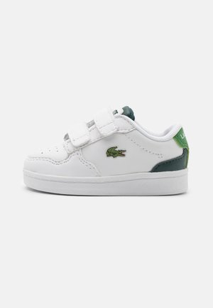 MASTERS CUP UNISEX - Zapatillas - white/dark green