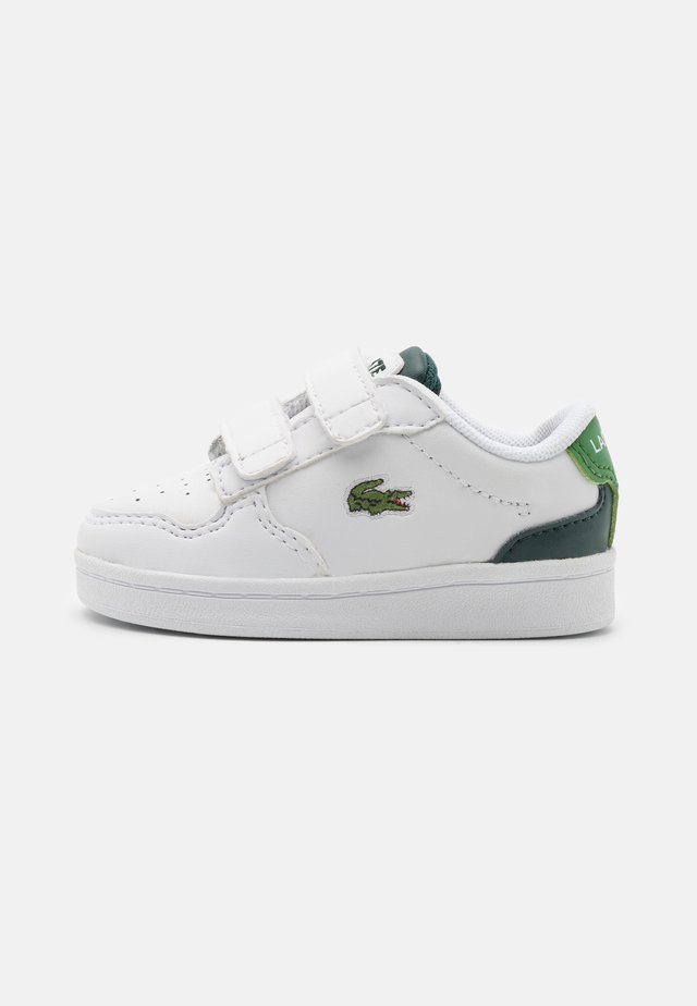 MASTERS CUP UNISEX - Trainers - white/dark green