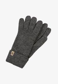 Roeckl - ESSENTIALS BASIC  - Gloves - anthracite - 0