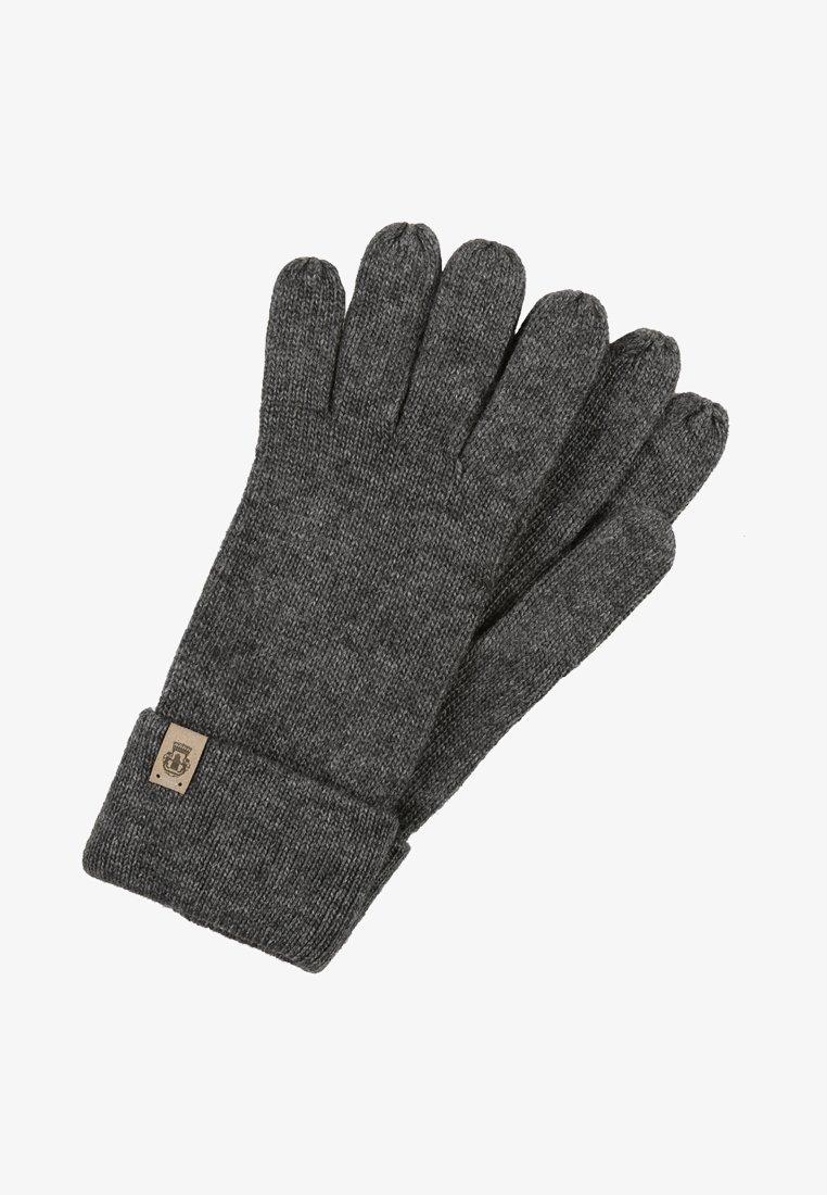 Roeckl - ESSENTIALS BASIC  - Gloves - anthracite