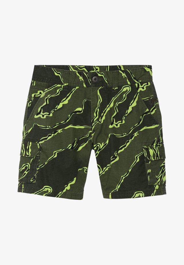 CALI BEACH - Short - Green/yellow