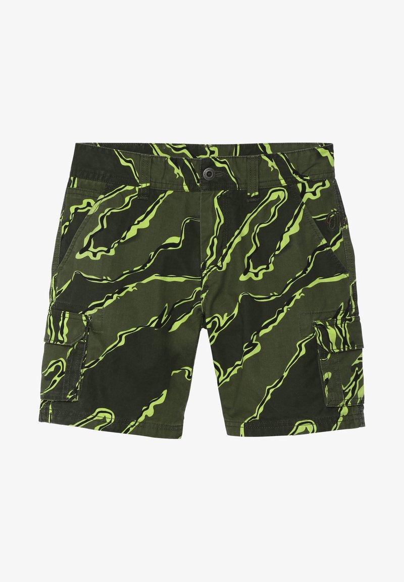 O'Neill - CALI BEACH - Shorts - Green/yellow