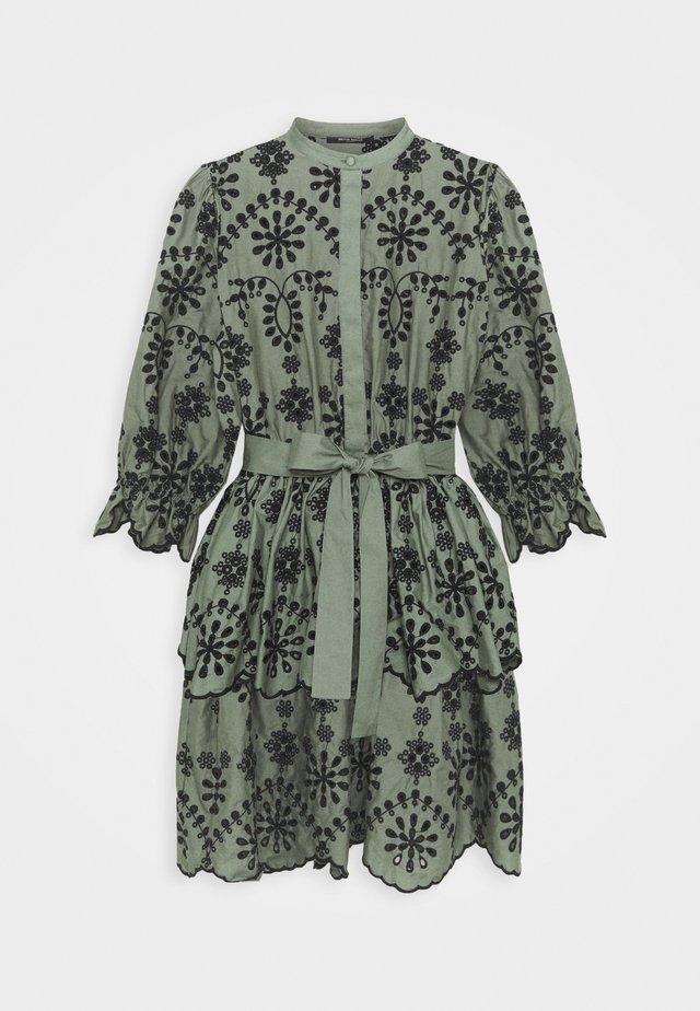 ROSIE SINEA DRESS - Korte jurk - moss