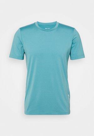 REFORM ENDURO LIGHT TEE - T-Shirt basic - light basalt blue