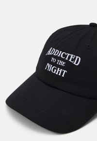 Night Addict - HAT NASTRANGER UNISEX  - Cappellino - black - 3