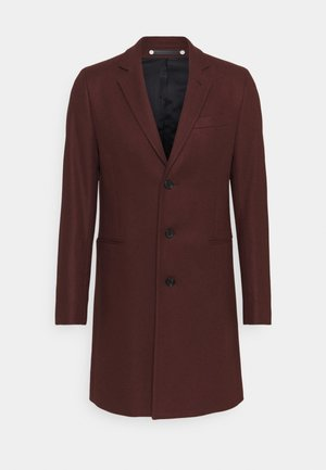 MENS OVERCOAT - Classic coat - brown
